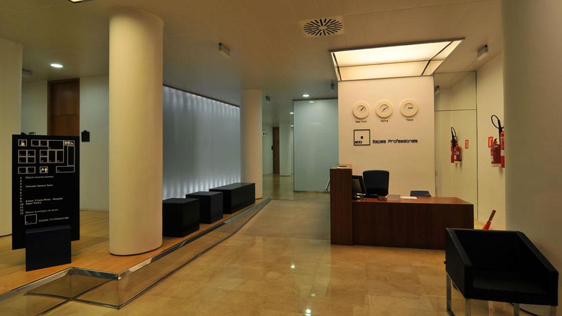 ABBI espais professionals, Palma de Mallorca