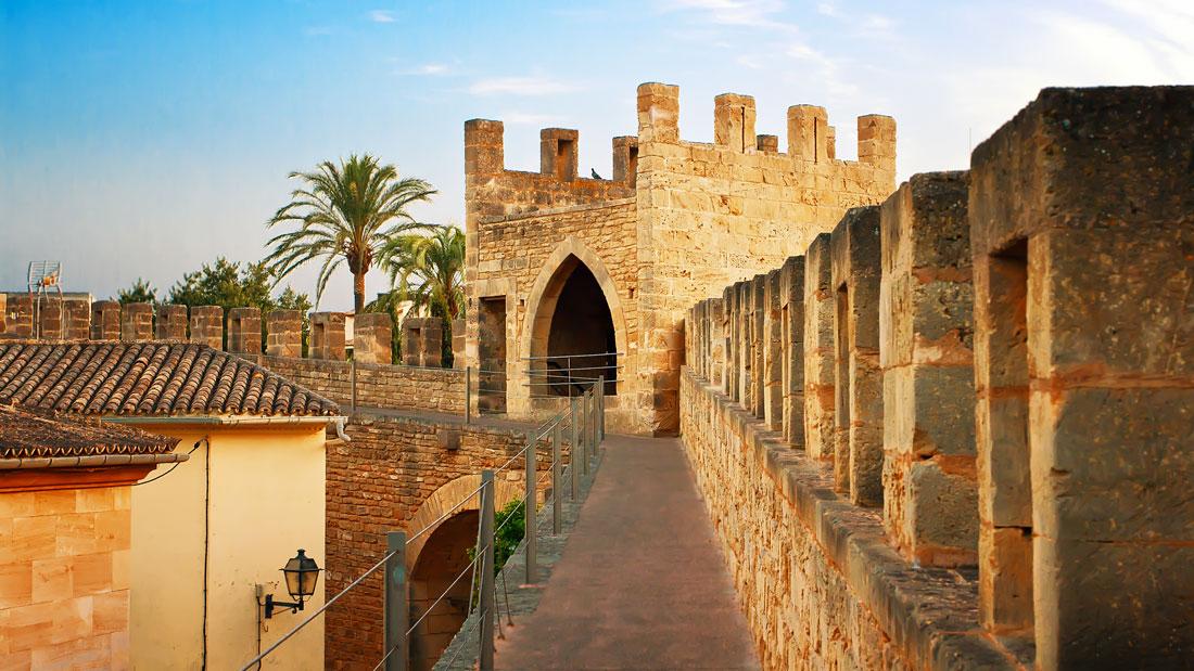 Castillo de Mallorca