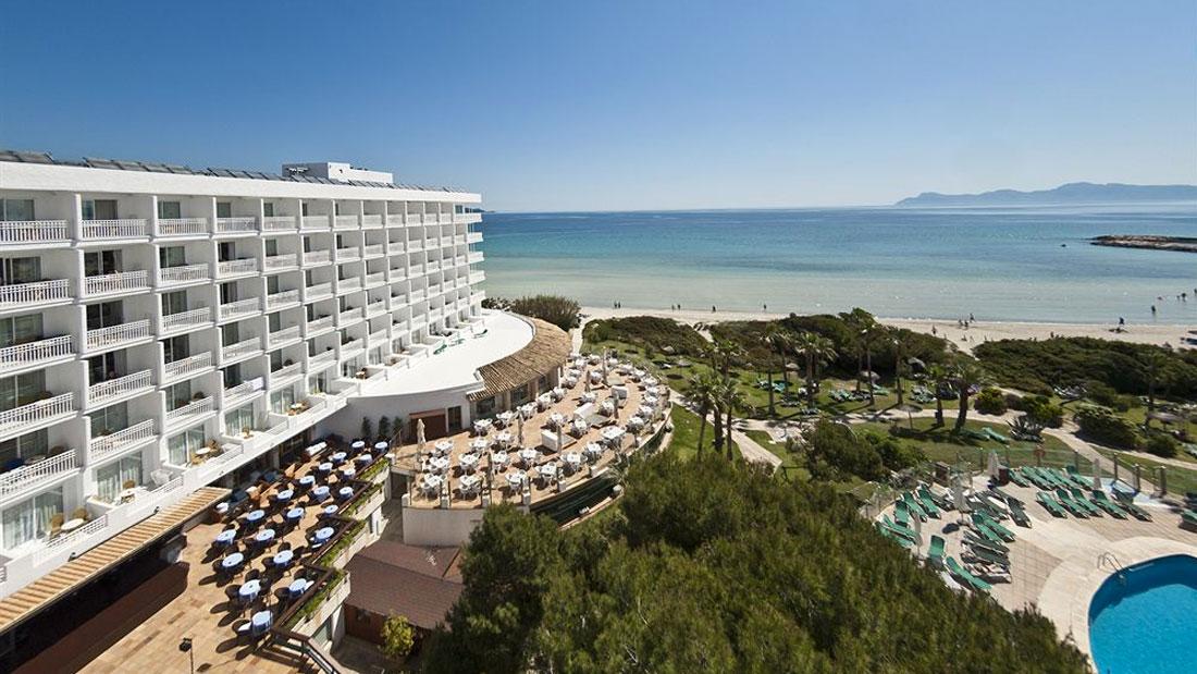 Hotel Esperanza, Playas de Muro. Mallorca