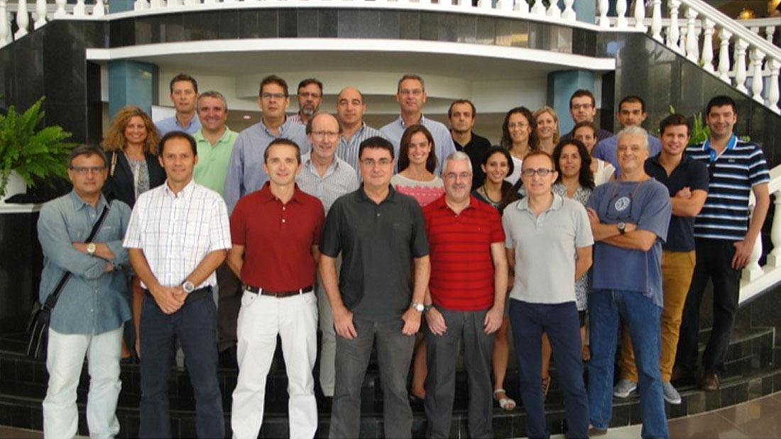 Reunión anual de la Sociedad Balear de ORL - SBORL - 2013