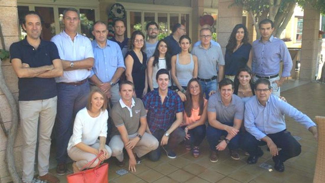 Reunión anual de la Sociedad Balear de ORL - SBORL - 2014